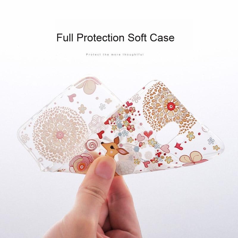 Vpower 3D Relief Soft Case Back Cover- ի համար Huawei Honor 6x - Բջջային հեռախոսի պարագաներ և պահեստամասեր - Լուսանկար 2