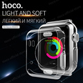 Original Hoco Light TPU Series for Apple Watch series 1 38 mm & 42 mm Soft Transparent Case Ultra Thin Clear Protective Cover