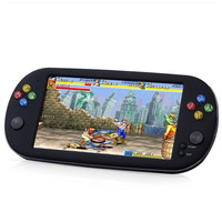 16G handheld game console 7 inch HD big screen camera video recorder portable music ebook child MP4 arcade charging games player