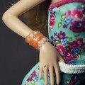 60 различных стилей для выбирают Кукла Сумки аксессуары Модные Солнцезащитные Очки Шляпы Ожерелье Браслет для Барби 1:6 куклы BBI00332