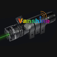 Tactical Outside Automatic Lock 532nm Laser 5mw Green/ Red Laser Sight Red Dot Green Dot Sight