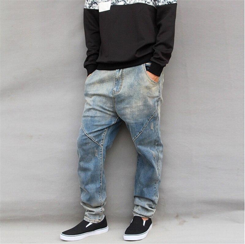 malloom m nner sport beil ufige jeans kniel nge loch. Black Bedroom Furniture Sets. Home Design Ideas