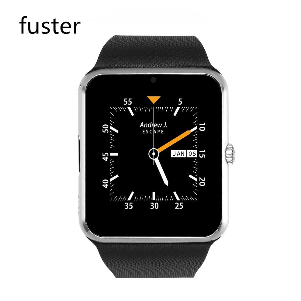 Prix pour 2017 fuster 3g wifi android smart watch gt08 plus soutien GPS et Télécharger APP Intelligent Horloge avec Whatsapp et Facebook rappel