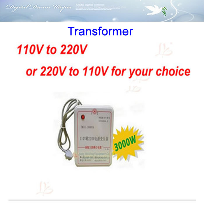 New arrival 3000W Power Inverter Transformer 110V to 220V (220V to 110V for optional), voltage converter hot 50w 220v to 110v power transformer