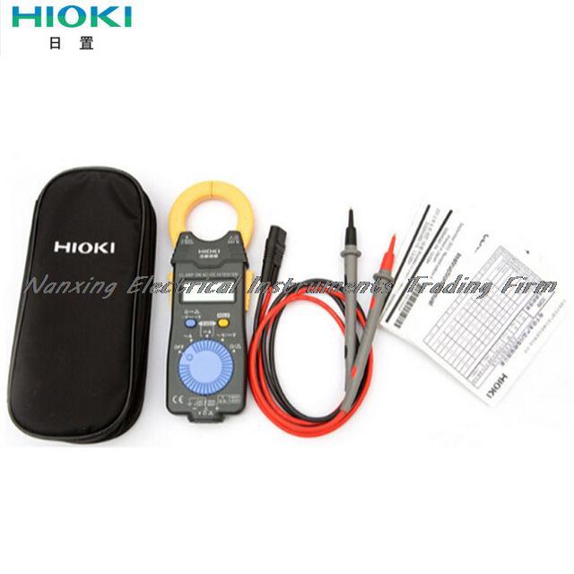ФОТО Fast arrival Hioki 3280-10 Clamp Hitester 1000A Hitester AC DC Tester Meter