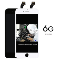 For IPhone 6 LCD Display Quality AAA For IPhone 6 LCD Screen Assembly White And
