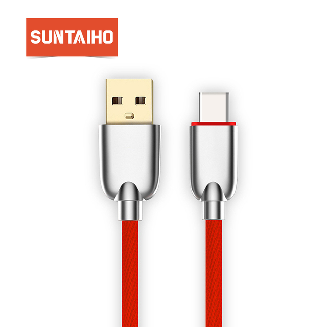 USB Type C Cable,Suntaiho USB C 3.1 Type-C Fast Sync & Charger Cable for xiaomi,mi5,oneplus 5,Nexus 5X,MAC,ZUK Z1,HUAWEI USB-C