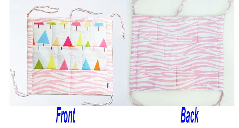 Tree Baby Bed Hanging Bag Details