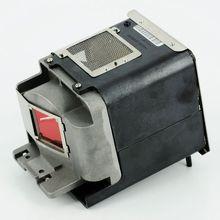 Nueva 5j. j4g05.001 para benq proyector de calidad superior lámpara con cubierta genérica para proyector benq w1100 w1200
