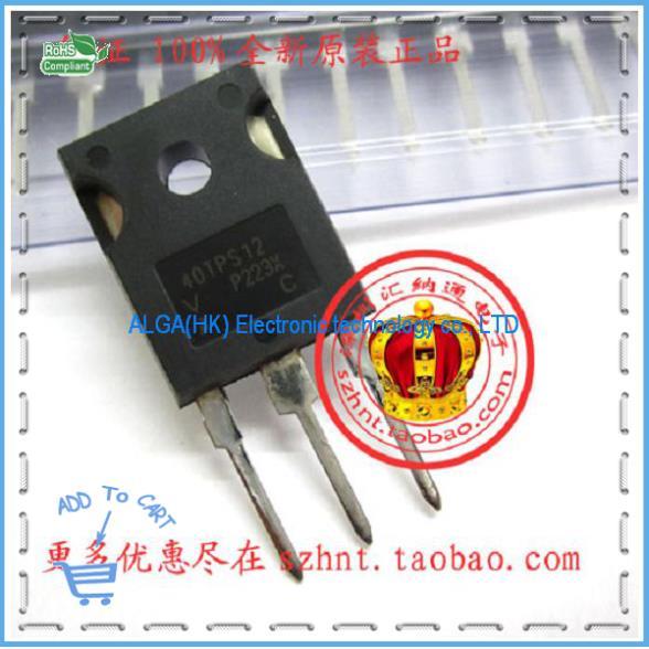 Бесплатная доставка. Новые и оригинальный способ тиристорный 40TPS12 к-247 для обеспечения подлинной поддельные потерять сто