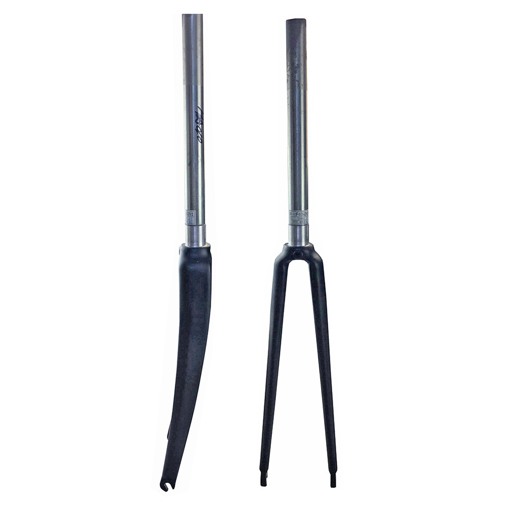 New Arrival T800 Carbon Road Bike Fork 1-1/8 Inch Forks Bicycle Parts Bicycle Accessories 28.6mm 700c Fork