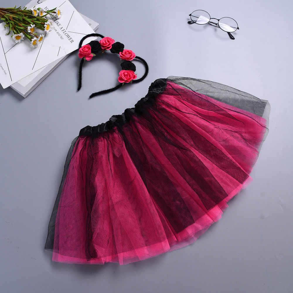 Рождественская Детская Юбка-пачка для маленьких девочек вечерние праздничный танцевальный балетный костюм для малышей, юбка принцессы, обруч для волос, комплект одежды для девочек, 30 #