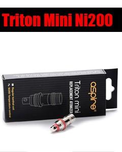 triton mini Ni200 coil