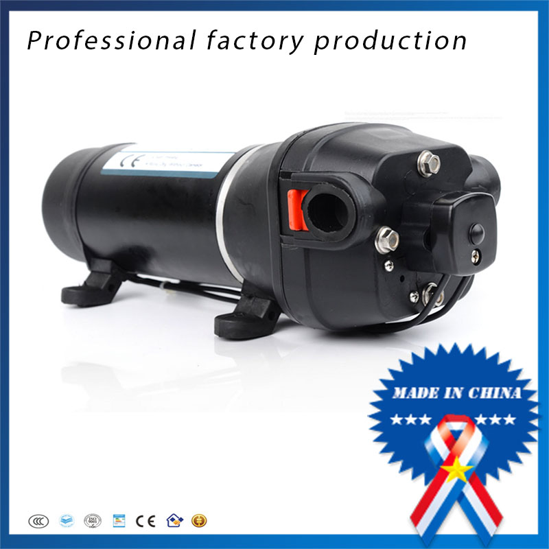 110V Electric Water Pump High Pressure Diaphragm Water Pump 110V Spraying Misting Air Cooler Pump