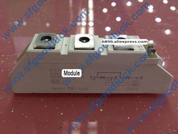 SKKH72 16E tyrystor prostownik sterowany silikonem moduł SCR 1600V 70A 5-Pin przypadku A-47 masy (ok ) 95g tanie i dobre opinie Fu Li
