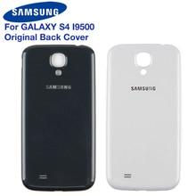 купить Samsung Original Back Battery Door Plastic Cover For Samsung Galaxy S4 S4mini I9502 GT-I9505 i9190 i9192 Rear Housing Back Cover по цене 314.58 рублей
