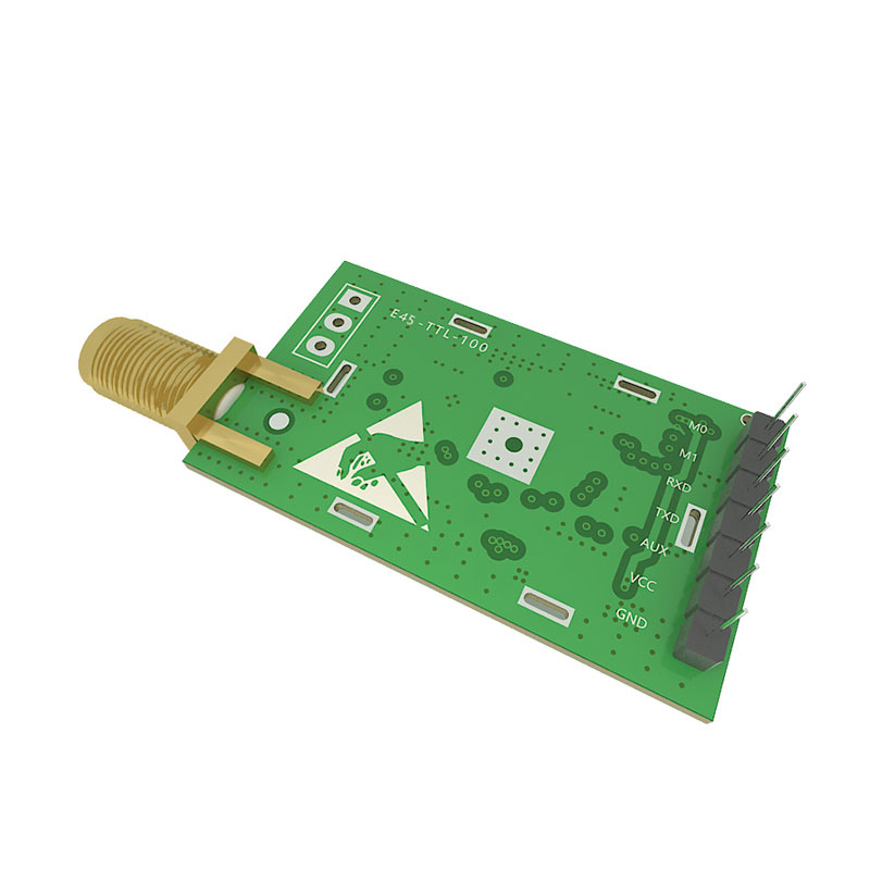 Image 5 - SX1276 TCXO 868MHz 20dBm LoRa UART ebyte E32 868T20D rf Long Distance SMA K Connector Transmitter Receiver Wireless rf Module-in Fixed Wireless Terminals from Cellphones & Telecommunications