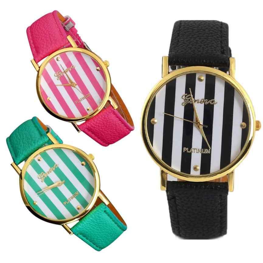 Часы Geneva, 2019, модные брендовые женские часы, платье, montre femme, кварцевые женские часы, часы reloj de pulsera para mujer # L05