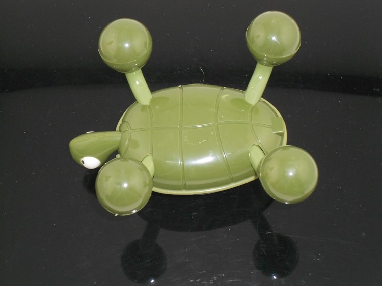 Turtle Toy Massager Shake Slimming Cellulite Body Massager Beauty Health Tool for Hip Neck Face Head Foot 8