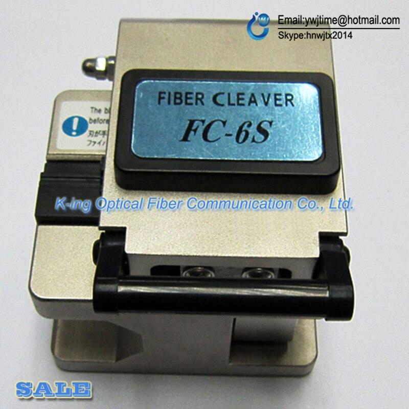 Best quality in 2017 SUMITOMO FC 6S Fiber Cleaver High Precision Fiber Cleaver Optical fiber cutting