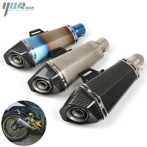 Image 1 - Motorrad Roller auspuff Modifizierte Auspuff Rohr Für Suzuki GSX R GSXR 600 750 K6 K7 K8 K9 HAYABUSA Bandit 650 S GSX GSF