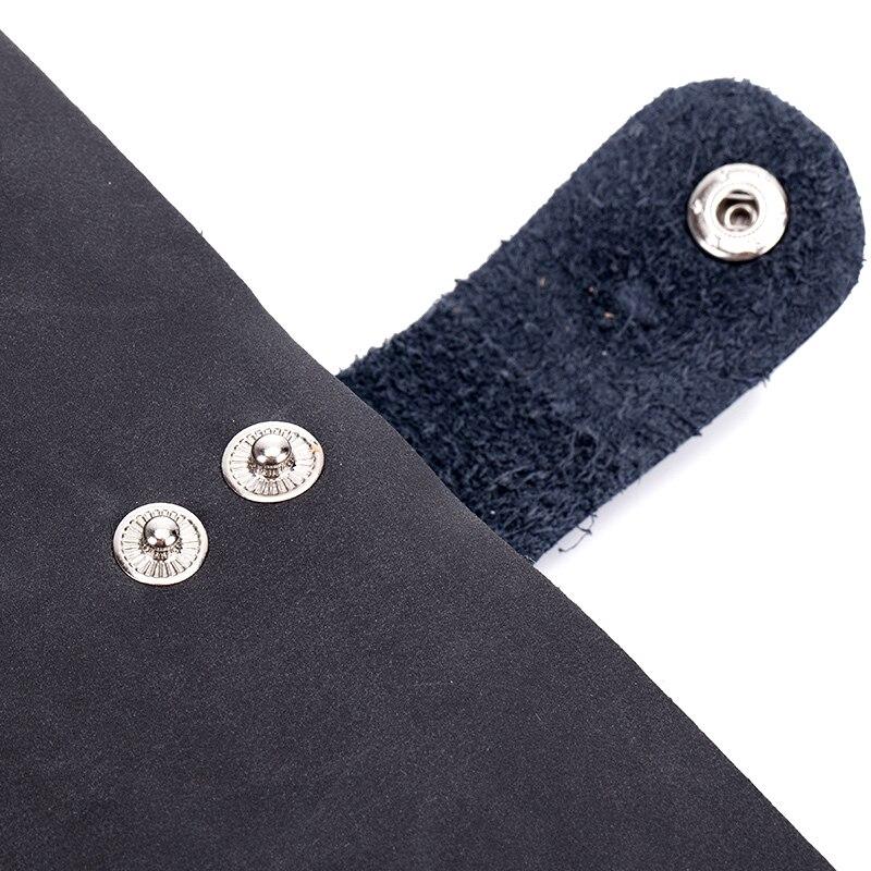 Designer Business Card Holder For Office Desk Split Leather For Men ...