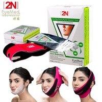 Eyemed 2N уход за кожей лица укрепляющий пептид формирование V маска 7 шт. с повязкой пояс для похудения лифтинг формирование Увлажняющий Антивозрастной