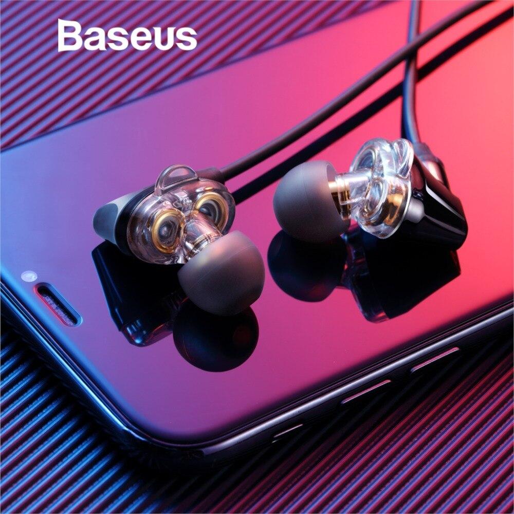 Achat Baseus S10 écouteurs Bluetooth Ipx5 Casque étanche Double