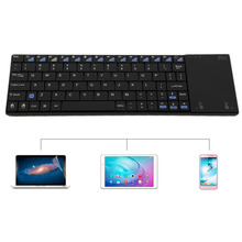 OXA Multifunctional Wireless Touch keyboard for Linux Window Android OS for PC Computer Laptop with Wireless Receiver USB Cable