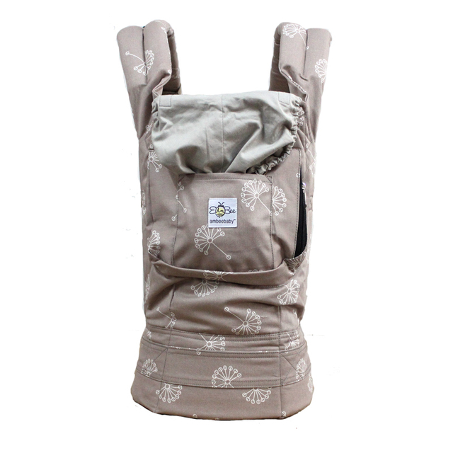 2017 Organic cotton ergonomic baby carrier Adjustable Newborn Baby Sling Portable Multifunctional kid carriage wrap sling