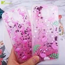ФОТО flamingo liquid case sfor fundas samsung galaxy j3 2017 j330 case for coque samsung j3 2017 eu 2016 soft tpu glitter phone case