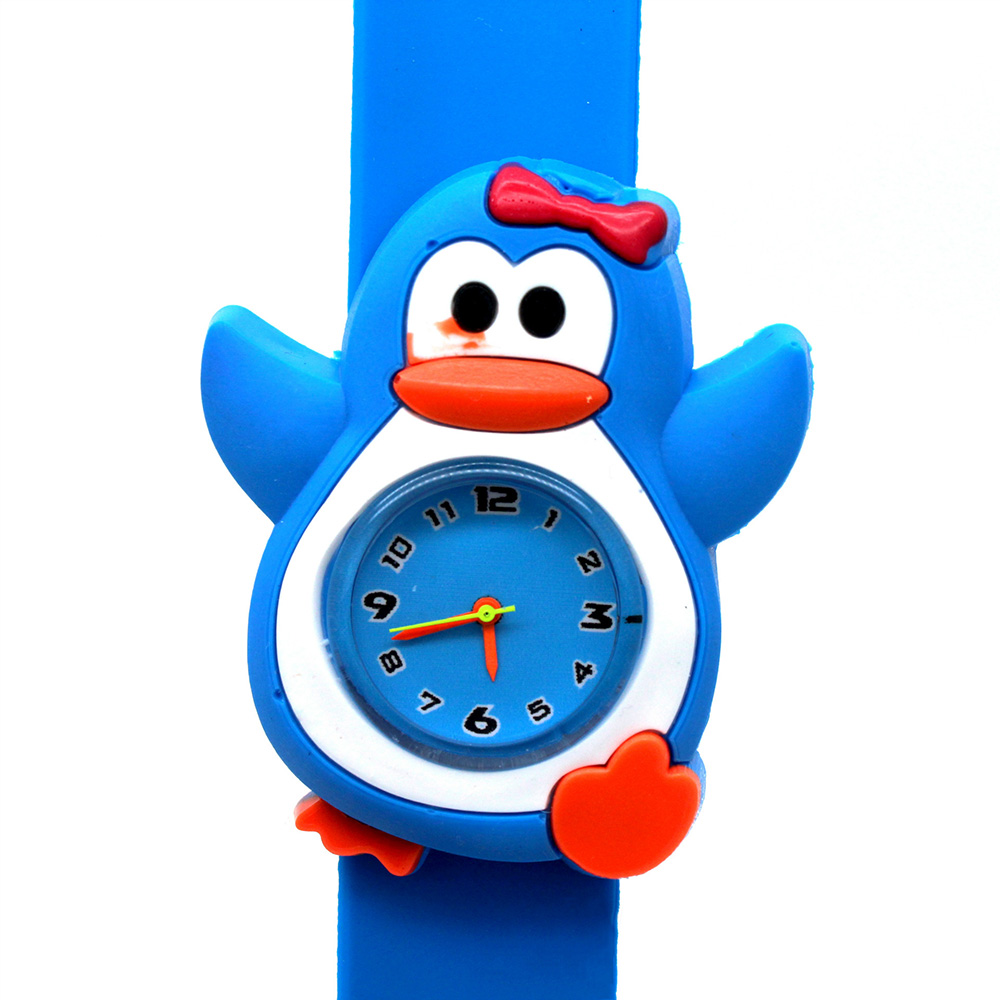 Children's Watches 3D Cartoon Animal Kids Wrist Watches kid Baby Watch Clock Quartz Watches for Girls Boys Gifts Relogio Montre