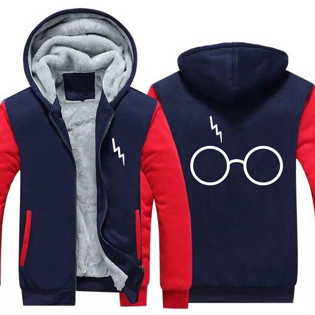 Warm Glasses Hoodie