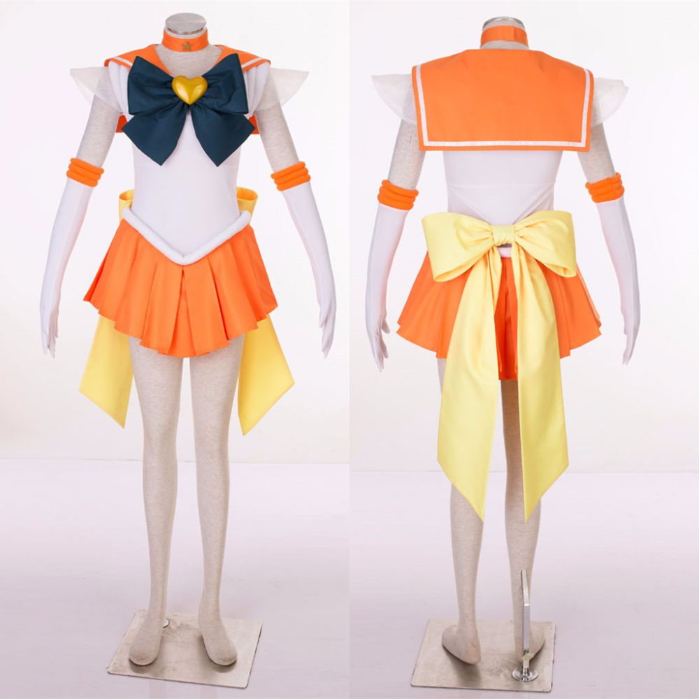 Athemis Anime Сейлор Мун Minako Aino / Sailor Venus SuperS - Костюмдер - фото 2
