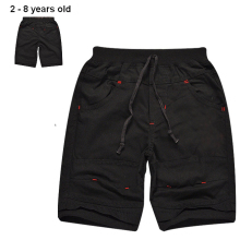 2 8 years summer baby boy shorts 100 cotton boys casual shorts high quality children shorts