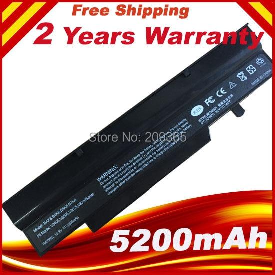 Laptop battery for Fujitsu for Siemen Esprimo Mobile V5505 V5545 V6505 V6535 V6545 V5545 hsw laptop battery for fujitsu esprimo mobile d9510 x9510 x9515 x9525 for fujitsu celsius mobile h265 h270 bateria akku