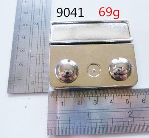Silver Finished Functional Lock Buckles Accessory Women S Handbag Bags Locks Bag Hardware Diy Online