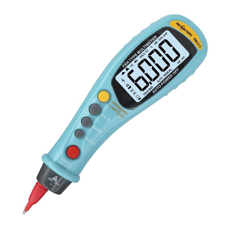 RM203 multimeter