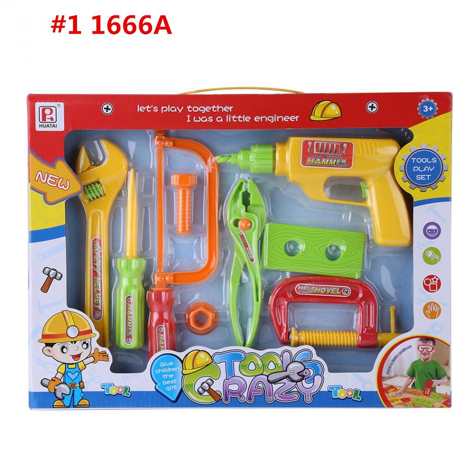 kit de de reparacin de plstico juego de imaginacin set para bebs juguetes para nios
