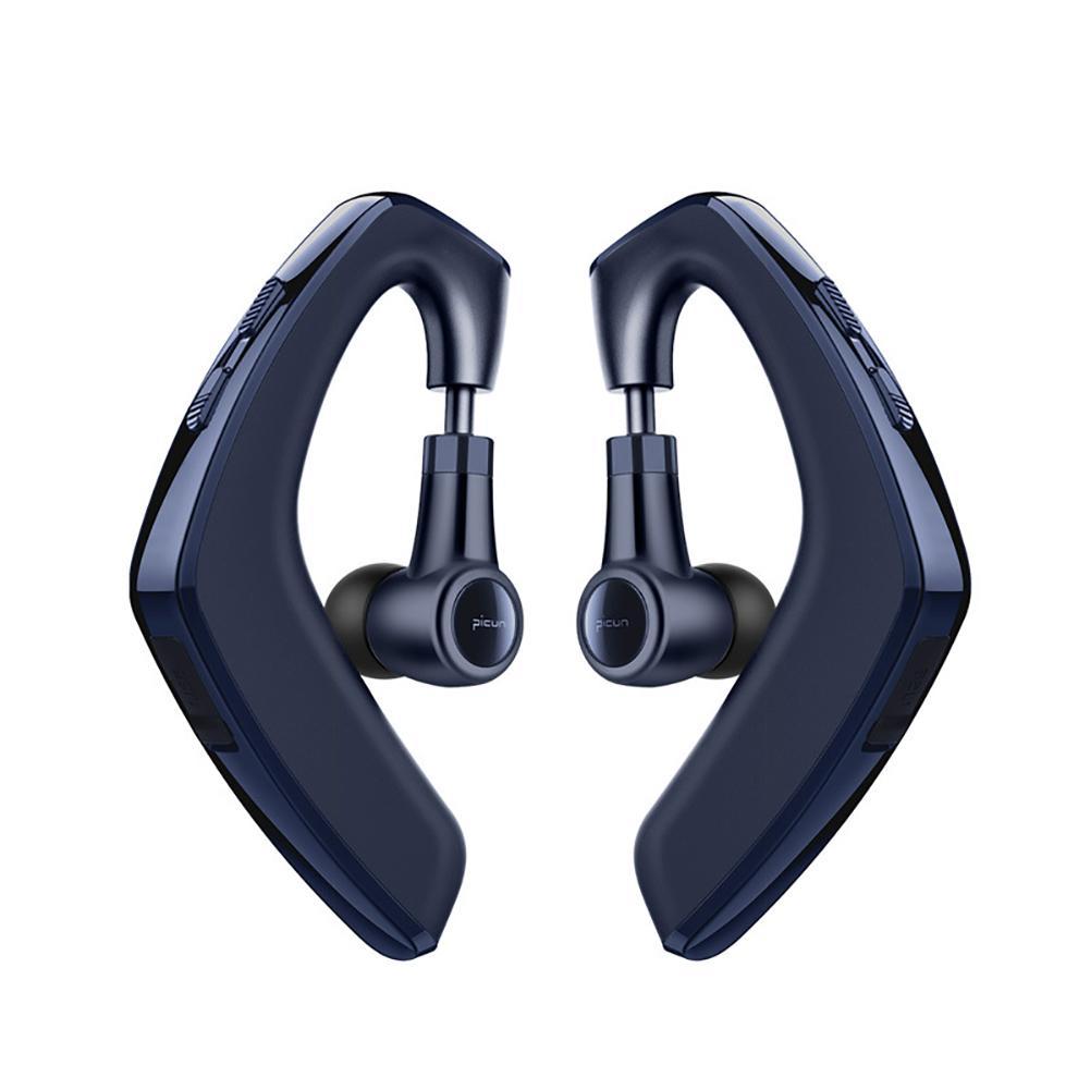 Hot Sale Picun W3 Ergonomic Ear Hook Wireless Stereo Music Bluetooth Earpiece Earphones