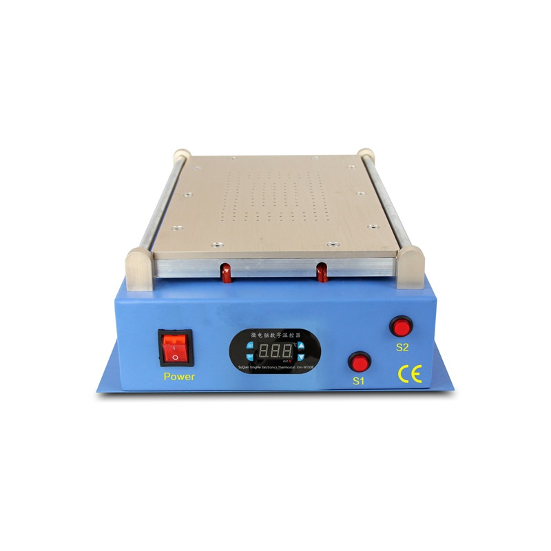 950 V.3 LCD 14 inch vacuum lcd Separating Machine with 2 Buit in air pumps for pad and mobile with kits950 V.3 LCD 14 inch vacuum lcd Separating Machine with 2 Buit in air pumps for pad and mobile with kits