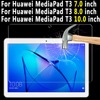 Premium Quality Tempered Glass For Huawei Mediapad T3 7 0 8 0 10 0 Tablet Screen