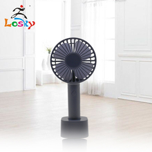 New cute summer portable cool handheld USB rechargeable mini face fan factory wholesale