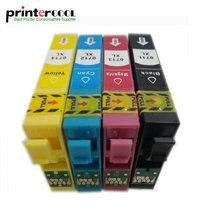 Einkshop T0711 Ink cartridge For Epson Stylus D92 D120 SX210 SX215 SX100 SX200 DX4000 DX4050 DX4400 DX4450 Printer T0711-T0714