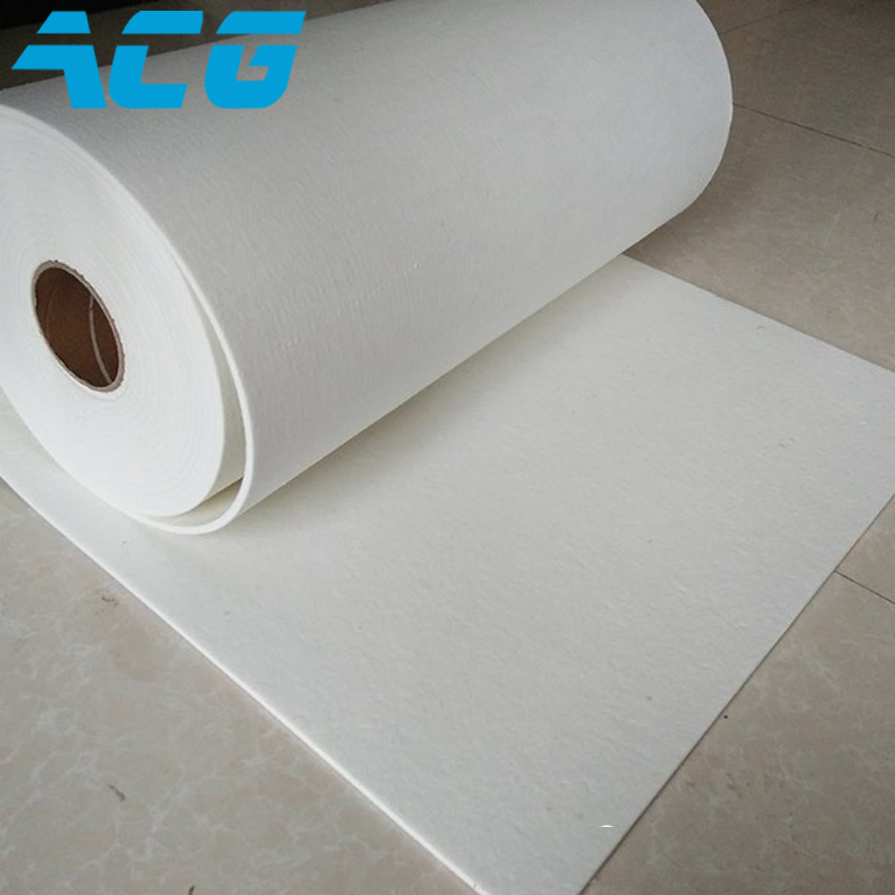 wholesale ceramic paper high temperature resistant 1mm 2mm 3mm 4mm 5mm 6mm thick