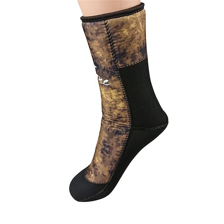 7mm neoprene diving socks for spearfishing underwater fishing   wetsuit diving gloves weight vest load vest drop vest bikini hunting fishing7
