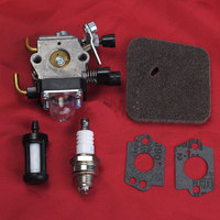 CARBURETOR GASKET FOR STIHL FS38 FS45 FS46 FS55 FC55 FS74 FS75 FS76 FS80 Carb