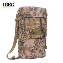 2016 Mountaineering Backpacks Hiking Camping Men Women Travel bags Camouflage15.6″ Laptop Backpack
