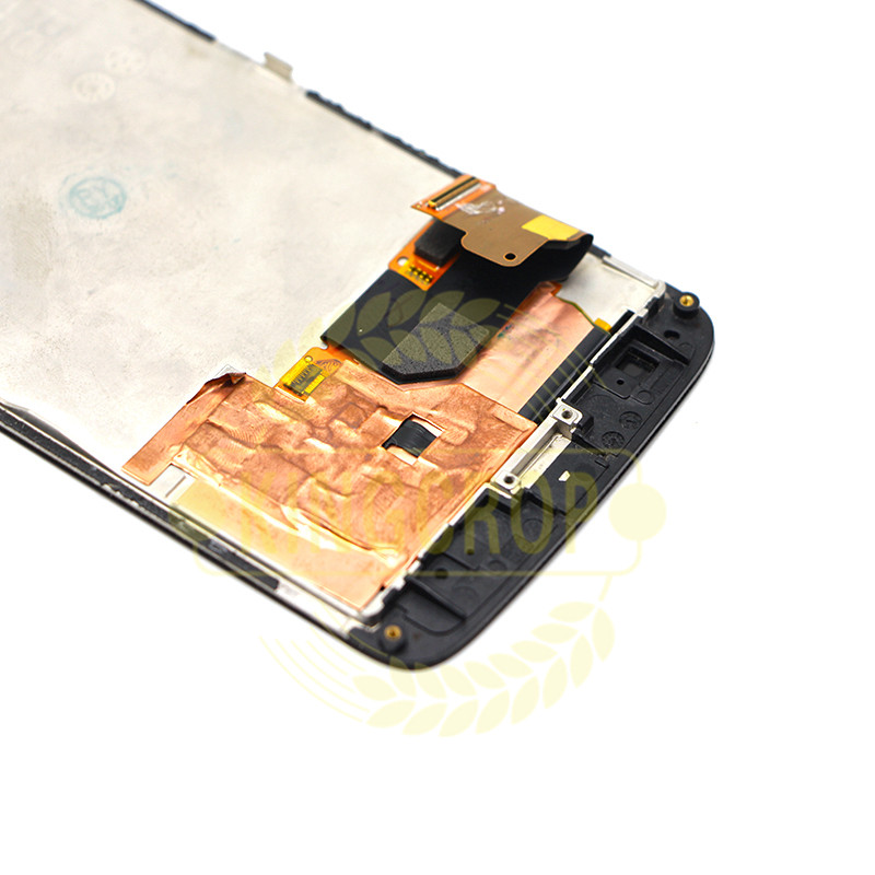 moto z force lcd with frame  (3)