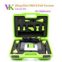 New JDIAG Elite II Pro J2534 Full Version ECU Programming Tool Without Software Free Shipping